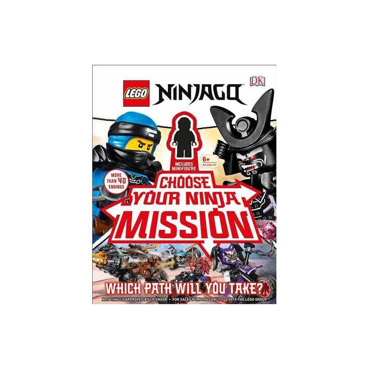 Lego Ninjago Choose Your Ninja Mission – (Mixed media product)