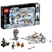 Walmart Trends: LEGO Star Wars TM 20th Anniversary Edition Snowspeeder 75259 Mar…