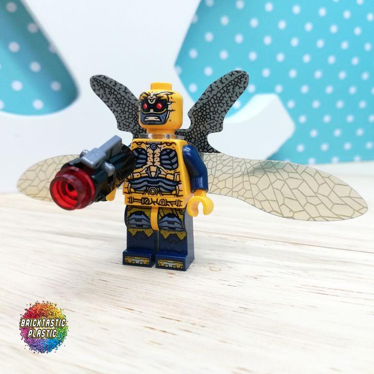 LEGO – Super Heroes – Parademon – minifigure – 76085