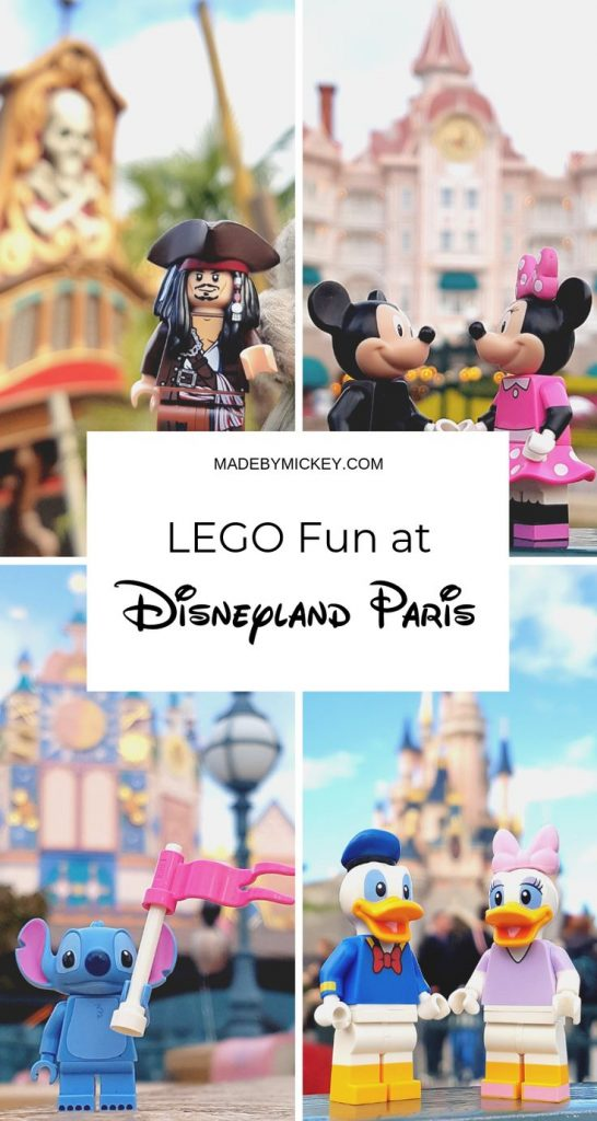 As well as being a Disney fan I am also a huge fan of LEGO minifigures. So you c…