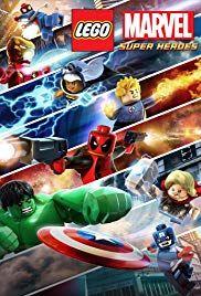Lego Marvel Super Heroes: Maximum Overload (TV Mini-Series 2013– )
