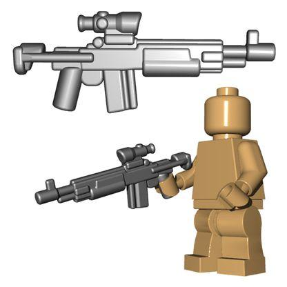 Enhanced Warrior Rifle
