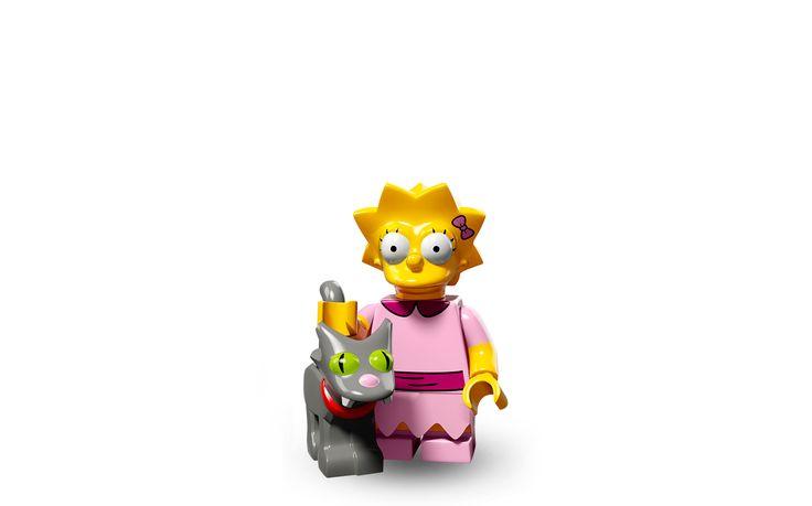 LEGO Minifigures The Simpsons 2 Lisa