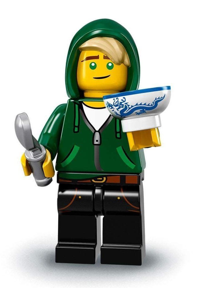 Details about NEW LEGO NINJAGO MOVIE MINIFIGURE​​S SERIES 71019 – Lloyd Garmadon