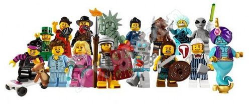 Series 6 & 7 Collectible Minifigs revealed [News