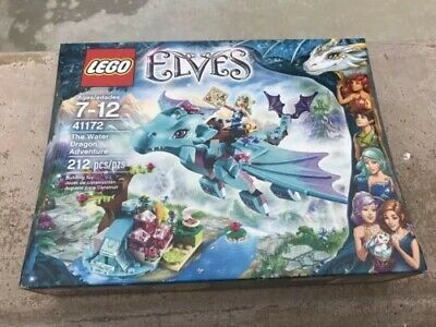 Brand New Sealed LEGO Elves The Water Dragon Adventure 41172   | eBay
