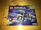 LEGO Ninjago Masters of Spinjitzu Attack of the Green Morro Dragon 70736