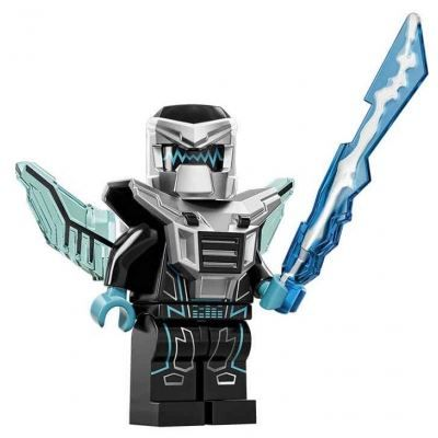 LEGO Minifigures – Laser Mech | Minifigures Series 15 | Collectable LEGO Minifig…