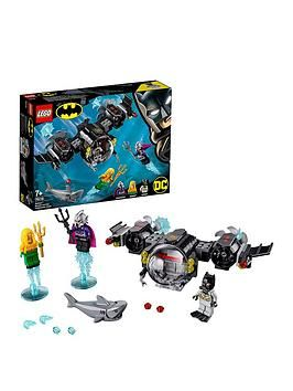 Lego Super Heroes 76116 Batman&Trade; Batsub And The Underwater Clash in One Colour