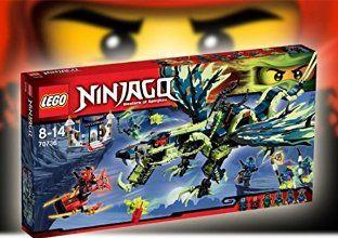 2015 NEW Lego Ninjago Attack of the Morro Dragon – 70736