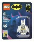 SDCC 2019 LEGO EXCLUSIVE Zebra Batman Anniversary Minifigure  IN HAND