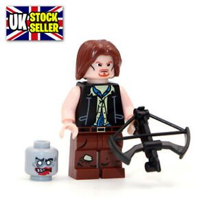 Details about Daryl Dixon – The Walking Dead Custom Lego