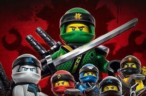 Image result for ninjago posters
