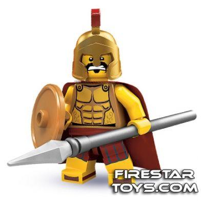 LEGO Minifigures – Spartan Warrior | Minifigures Series 2 | Collectable LEGO Min…