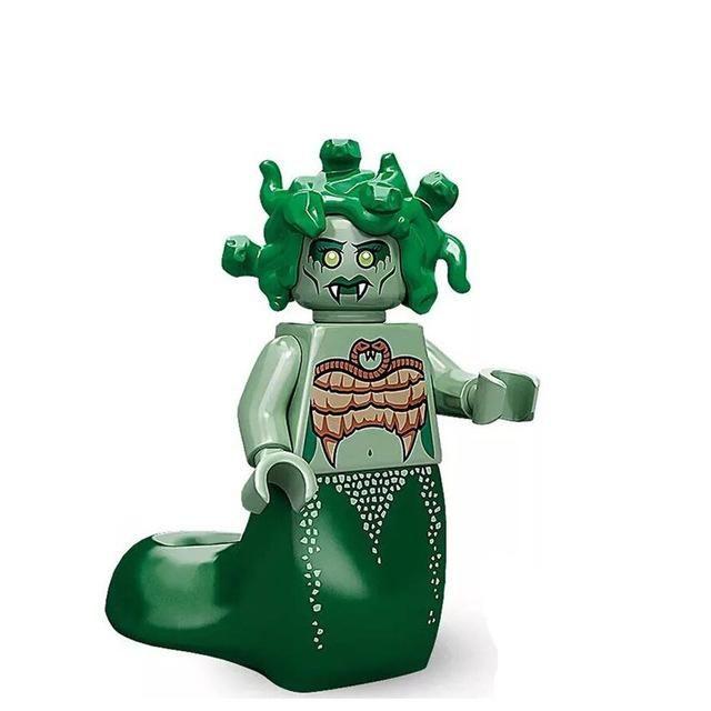 Limited Edition 17 Buzz Lightyear Gingerbread Chicken legoings Unicorn Man Unico…