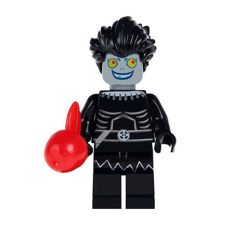 Ryuk(Death Note) minifigures Lego Minifigures Compatible toys