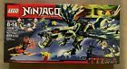LEGO NINJAGO 70736 Attack of the Morro Dragon set NIB retired 658 pcs