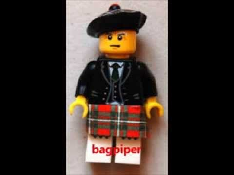 lego minifigures series 7 figures awesome lego characters to collect – YouTube  …