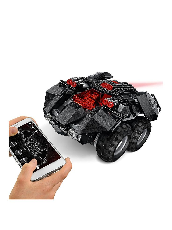 Lego Super Heroes 76112 App-Controlled Batmobile – One Colour –