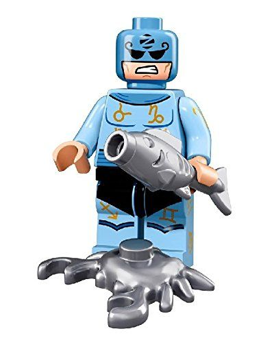 Lego The Batman Movie – Zodiac Master Minifigure – 71017 (bagged)