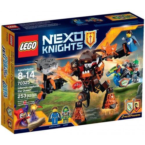 LEGO 70325 Infernox Neemt de Koningin Gevangen (Niet meer leverbaar)