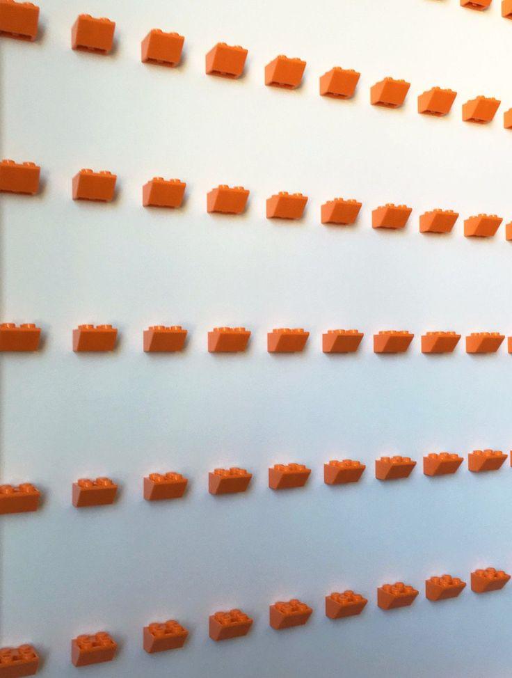 Lego Minifigures Display Frame White for 105 Lego Minifigures