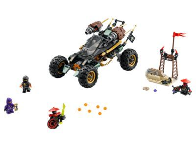 Rock Roader 70589 | NINJAGO® | Buy online at the Official LEGO® Shop US