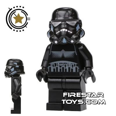 LEGO Star Wars Mini Figure – Shadow Trooper | Star Wars LEGO Minifigures – Speci…
