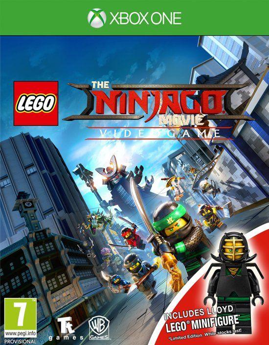LEGO Ninjago Movie Videogame – Xbox One – Limited Edition