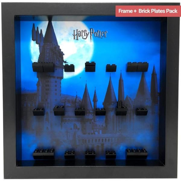Lego Minifigures Display Frame Lego Harry Potter Series 1 Minifig