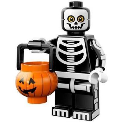 LEGO Minifigures – Skeleton Guy | Halloween Minifigures | Halloween LEGO | Fires…