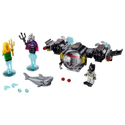 LEGO Super Heroes Batman Batsub and the Underwater Clash 76116