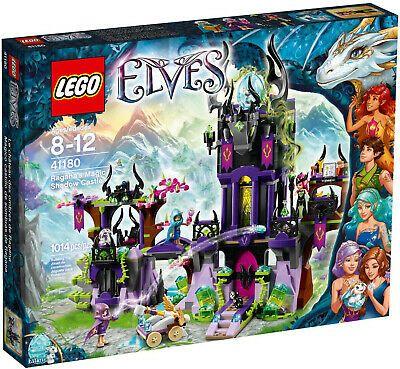 LEGO ELVES – RAGANA MAGIC SHADOW CASTLE   41180   RETIRED   SEALED   GIRLS