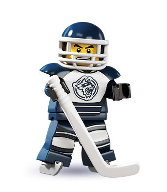 Lego Minifigures Have Evolved