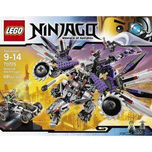 レゴLEGO Ninjago 70725 Nindroid Mech Dragon Toy