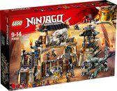 LEGO NINJAGO Drakenkuil – 70655