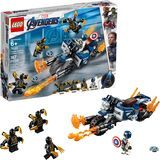 LEGO – Marvel Super Heroes Captain America: Outriders Attack 76123