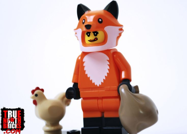 Minifigures Series 19 from The LEGO® Group (Review