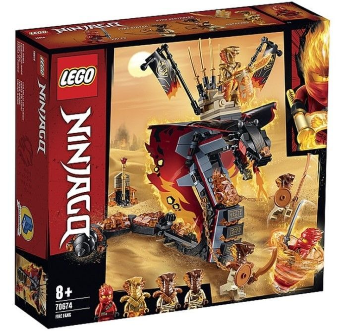 Summer NINJAGO sets revealed! | Brickset: LEGO set guide and database Check out …