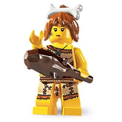 LEGO Minifigures – Cave Woman | Minifigures Series 5 | Collectable LEGO Minifigu…