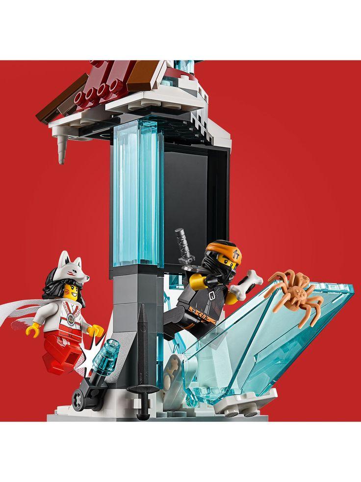 LEGO Ninjago 70678 Castle of the Forsaken Emperor