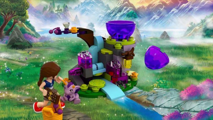 Emily Jones & the Baby Wind Dragon – LEGO Elves – 41171