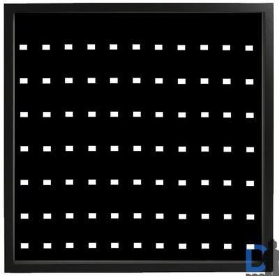 Lego Minifigures Display Frame Black Edition Black for 105 Lego M