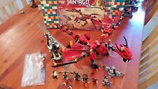 LEGO Ninjago Firstbourne (70653) 100% Complete Dragon No Box Free Shipping!LEGO …