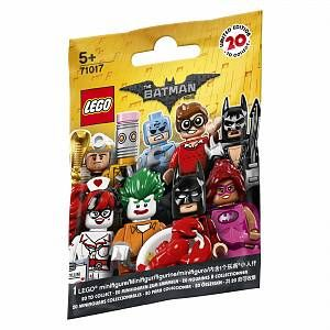 Minifigures: LEGO Batman Movie (71017) (Mystery Figure)