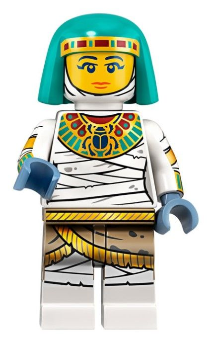 Mummy LEGO Collectable Minifigure