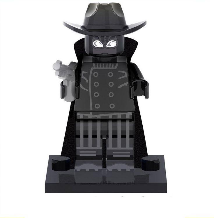 Spiderman Noir Minifigures Compatible Lego Toy Marvel super heroes Minifigure