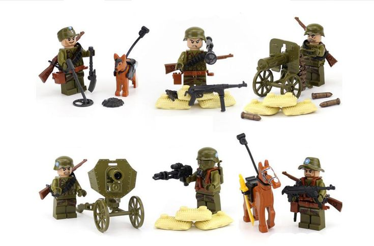 Military Sets Lego Compatible,WW2 Chinese expeditionary force minifigure