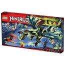 Lego Ninjago: Attack of the Morro Dragon (70736) Defend the Ninja temple from Mo…