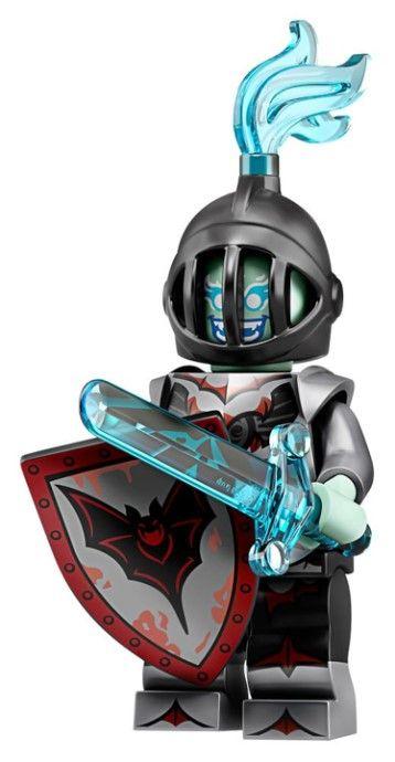 Black Knight LEGO Collectable Minifgure